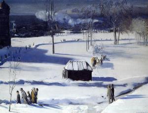 Blue Snow (1910)