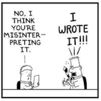 Line(s) of the Day #Dilbert